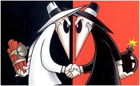 nemesis Spy vs Spy