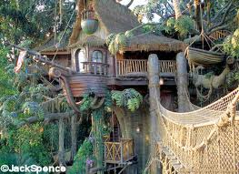 tarzans treehouse
